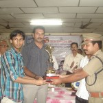 CEC Awarded for Blood Donation Activities