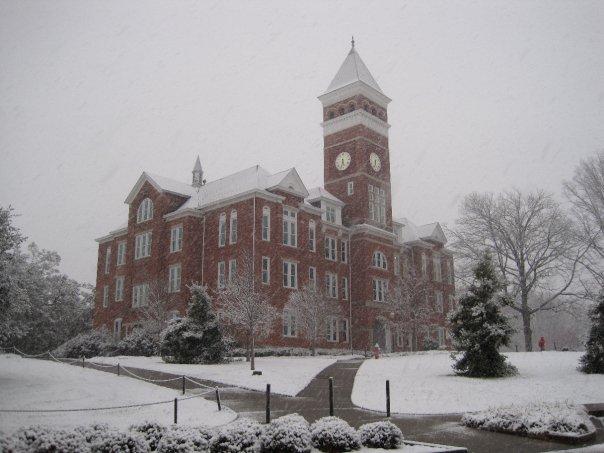 Clemson's Tillman Hall