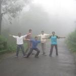 Trip to Silent valley : 2006 Batch