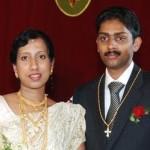 Wedding : 2006 Batch : Sheenu Weds Aji Jacob