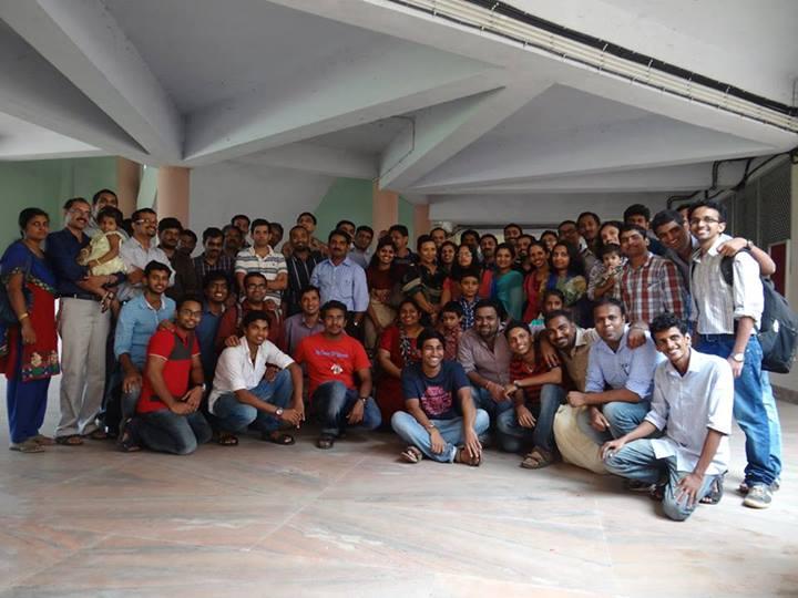 CEC Alumni Meet 2013